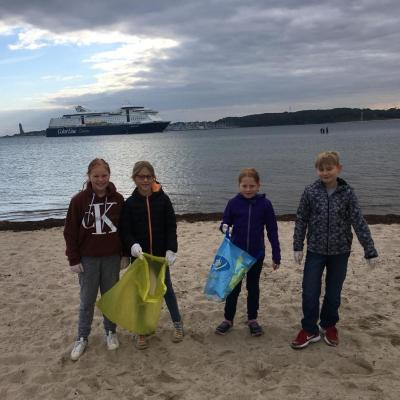 Costal Cleanup 2018