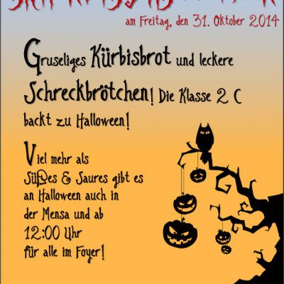 Aktionstag Halloween mit PariSERVE